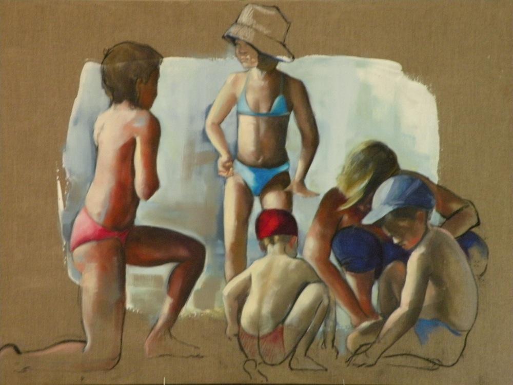 Aude Vergnaud - Artiste Peintre